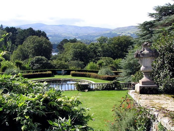 образцовый сад – волшебный Bodnant Garden 94908