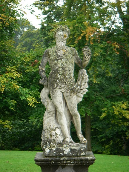 образцовый сад – волшебный Bodnant Garden 36229