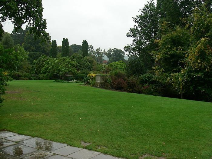 образцовый сад – волшебный Bodnant Garden 40908