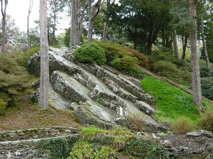 образцовый сад – волшебный Bodnant Garden 52750