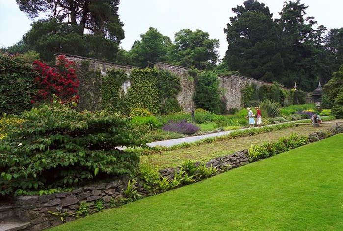 образцовый сад – волшебный Bodnant Garden 11582