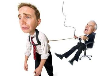 Работать работу в рабочее время за заработную плату – это одна большая иллюзия