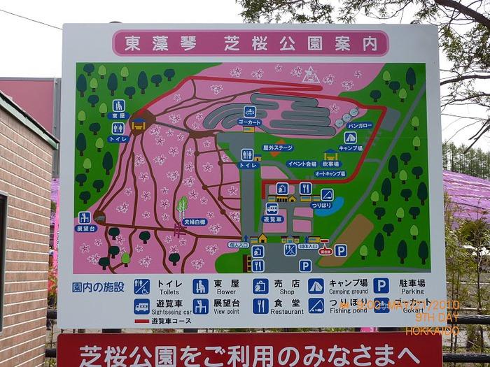 Higashi Mokoto Shibazakura Park 54728