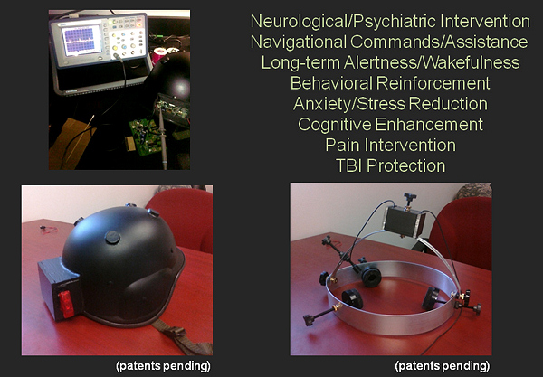 ПСИХОТРОННОЕ ОРУЖИЕ: Пентагон будет контролировать мозг солдат