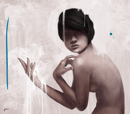Цифровые художники рисуют цифровые картины 8