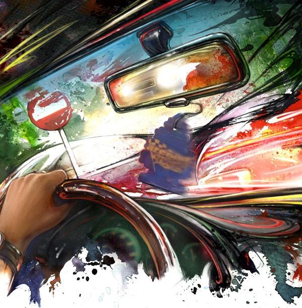 Цифровые художники рисуют цифровые картины 27