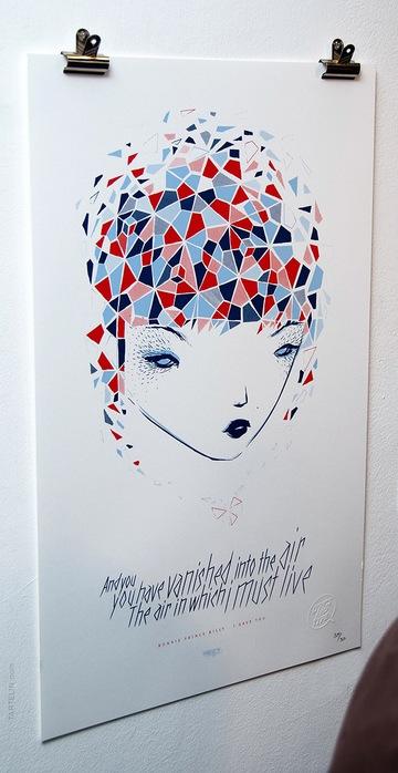 Цифровые художники рисуют цифровые картины 65