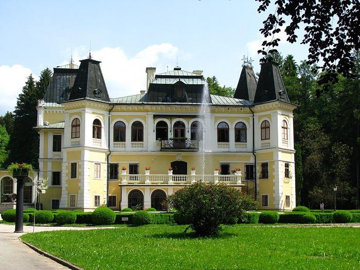 Замок Бетлиар 12841