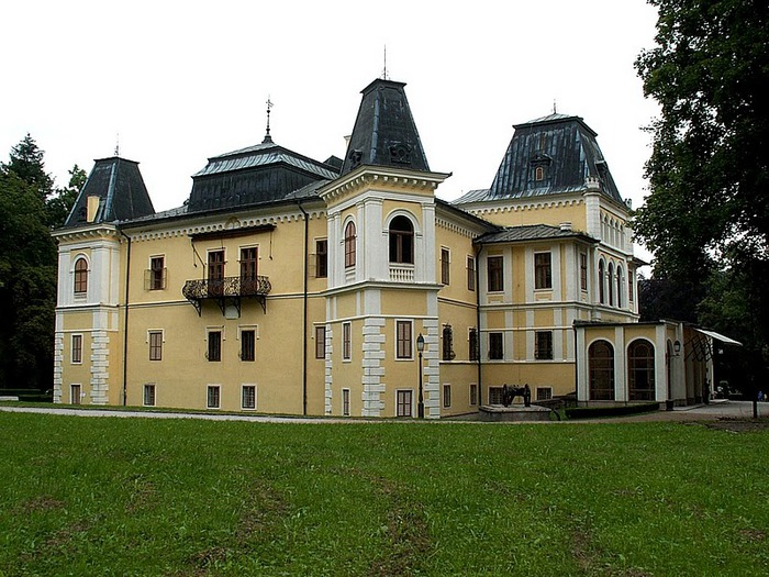 Замок Бетлиар 64534