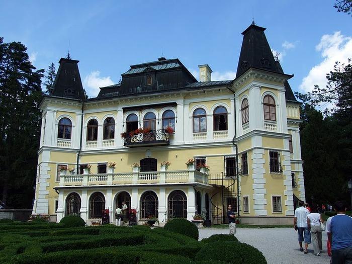 Замок Бетлиар 93765