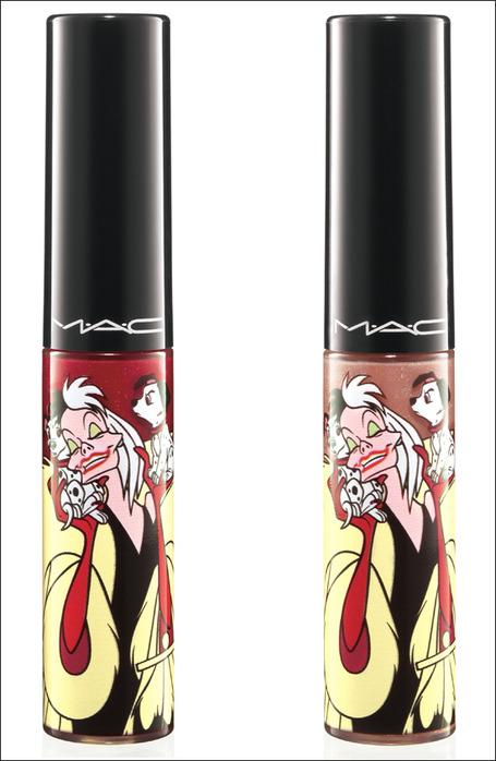 MAC Venomous Villains Cruella de Vil