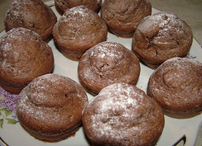 На нашем кулинарном сайте нетрудно найти все про кексы шоколадные