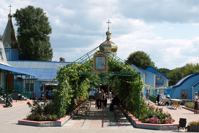 Источник Праведной Анны - это одна из древнейших святынь православия к