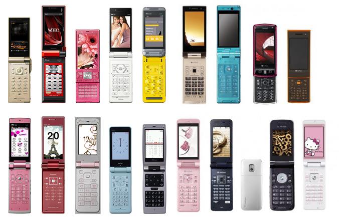 Факты о мобильниках