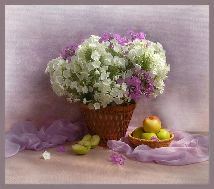 Фото утренний букет цветов фото