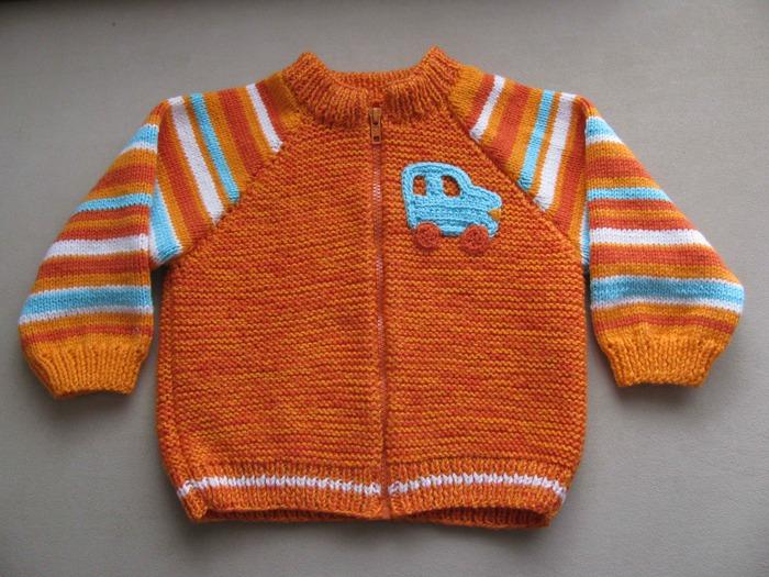 Жакетик Реглан для моего малыша.  Пришла осень, стало холодно, малыши...