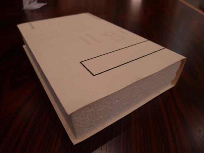Как сделать из макет книгу
