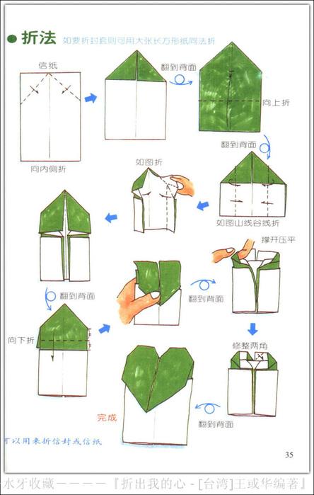 presents gifts: origami postcards make handmade, crochet, craft