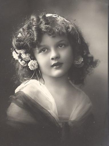 Открытка старинная фотография