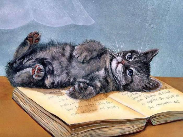 Ve koyun kedi ve kelebek yavru kediler yavru köpekler civcivler kedi