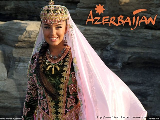 Азербайджанские красивые девушки - Видео красивых женщин.