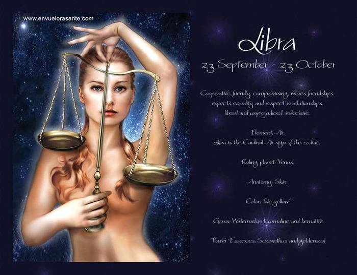 Сайт Автора.  Marisa Lopez Moreno (Sarima) Знаки зодиака.
