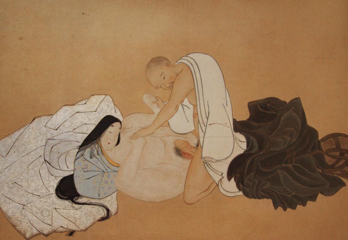 Китайские медицинские трактаты о сексе дополнились местными иллюстрированны