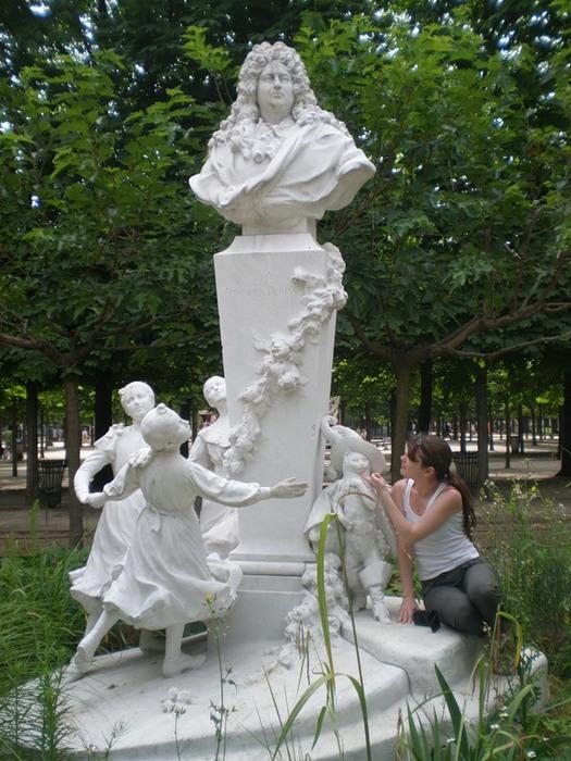 Paris perrault wedding