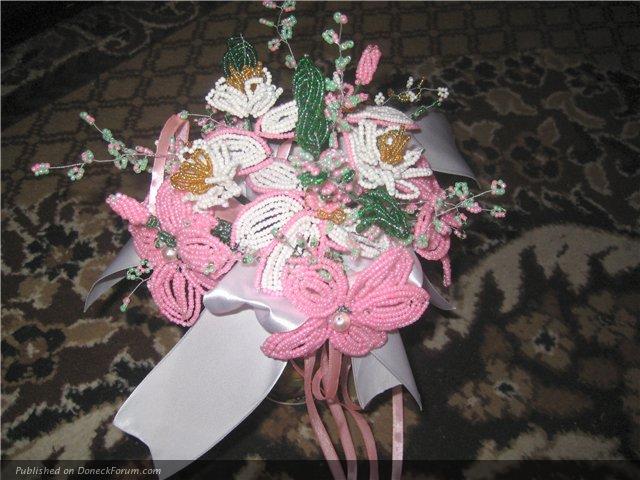 бисер, бисерные деревья, бисероплетение, деревья и цветы из бисера.