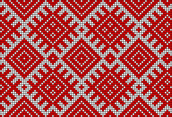 вышивка славянские узоры