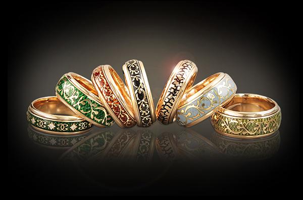 золотые серьги Булгари - купить серьги из медицинского сплава.