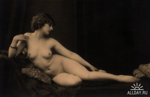 старинные фото женщин обнаженные порно