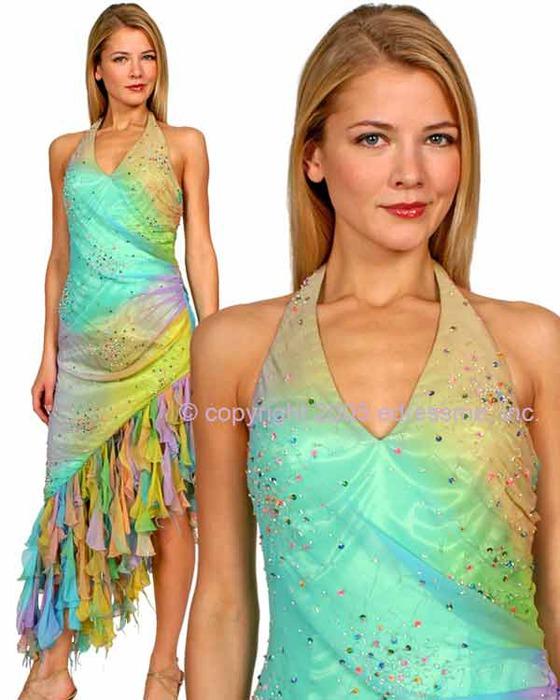 10 нарядных платьев.  Нарядные платья всегда актуальны и красивы.