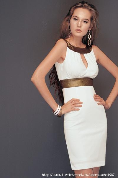 платья 2012 на вечер
