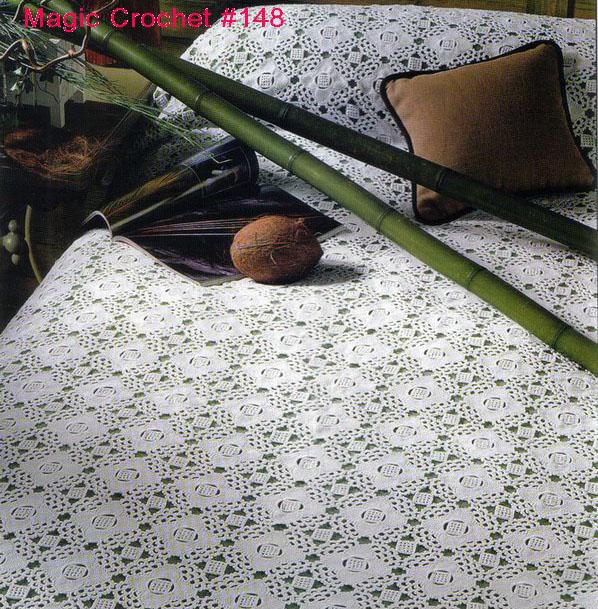 Шикарные ажурные покрывала крючком - подборка.  Я искала себе схемы ажурных покрывал крючком, и сделала...