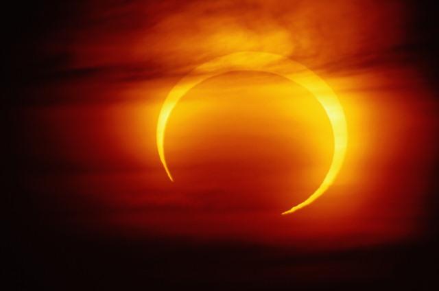 1 августа солнечное затмение будут...