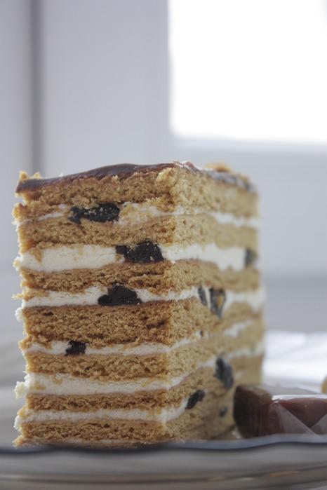 Самые проверенные рецепты - Потрясающий египетский торт