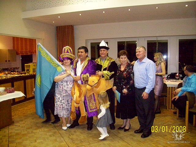 Поздравление брату на казахском 113