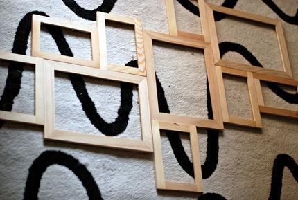 Как сделать деревянную рамку своими руками