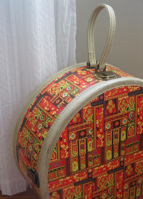 чемодан декупаж - Сумки.