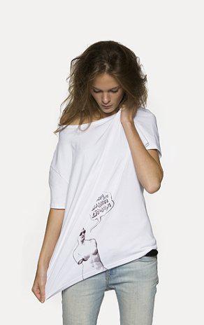 Линия футболок egoistyle - долго и упорно, тщательно и...