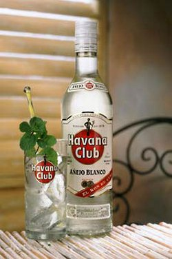 Ром - национальный напиток стран Карибского бассейна, пьют обычно без...