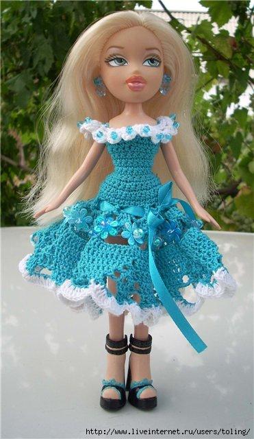 Идеи вязание для кукол схемы.