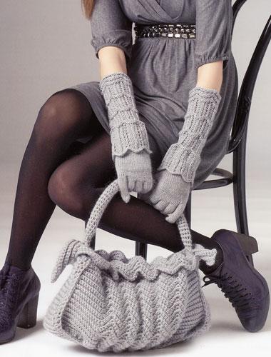 женщины - Модные вязаные сумки.  Image by /go/--zhenshhiny...