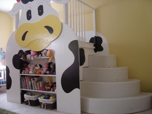 Как сделать детскую комнату своими руками для мальчика