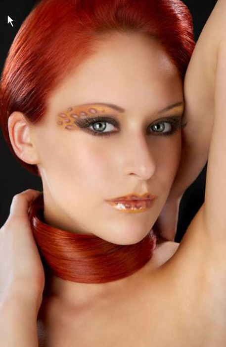 Best eye makeup for redheads