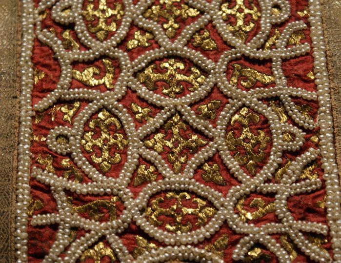 Сицилийские вышивки