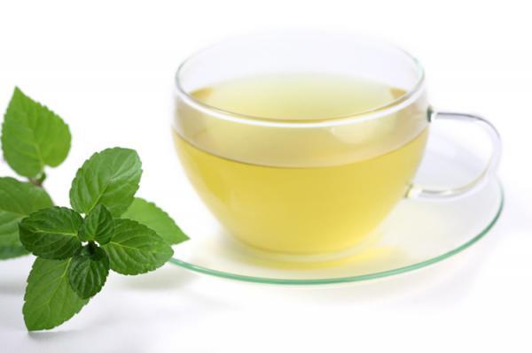 Сладкие блюда и напитки.  Рецепт приготовления: Зеленый чай с...
