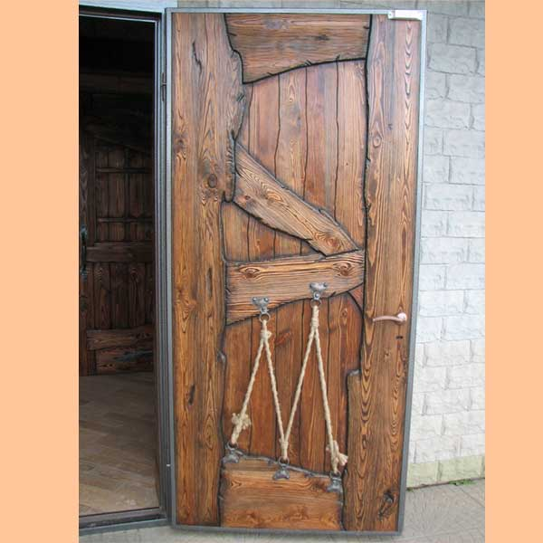 Накладки для двери своими руками