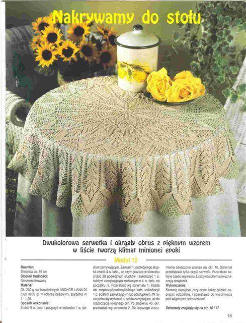 и, очки спицами схема и описание и и. Описание: Только для женщин 187 вязание крючком 187 схемы вязанных скатертей...